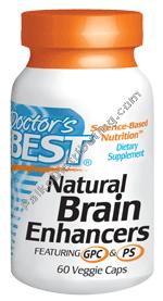 Natural Brain Enhancer 60 Cap (D214)