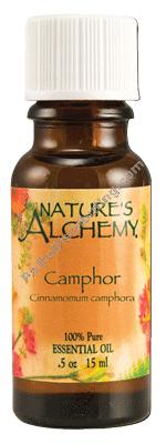 Camphor essential oil 0.5 fl oz (96303)