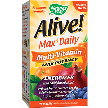 Alive multi (no iron) 90tabs (EE ALIV2)