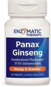 Panax Ginseng 60vtabs (PANA4)