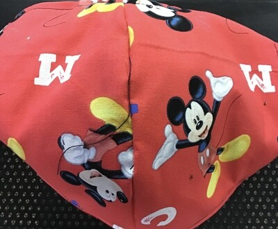 Designer Mask Mickey Mouse Youth