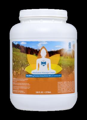 Meditative Massage Cream GALLON