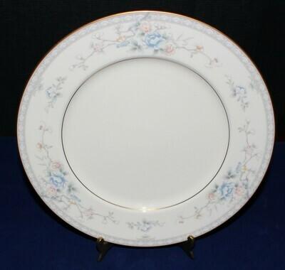 "Noritake Mandarin Garden 9743 Bone China 10 5/8"" Dinner Plate"