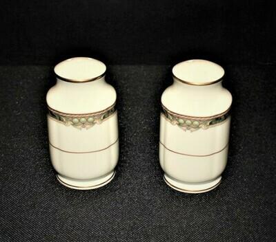 Noritake COVINA Salt and Pepper Shaker Set #9791