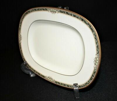 Noritake COVINA Relish Butter Tray Dish, Bone China #9791