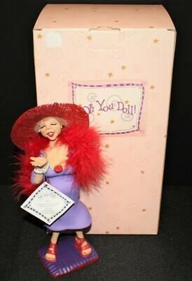 Nancye Williams Oh You Doll
