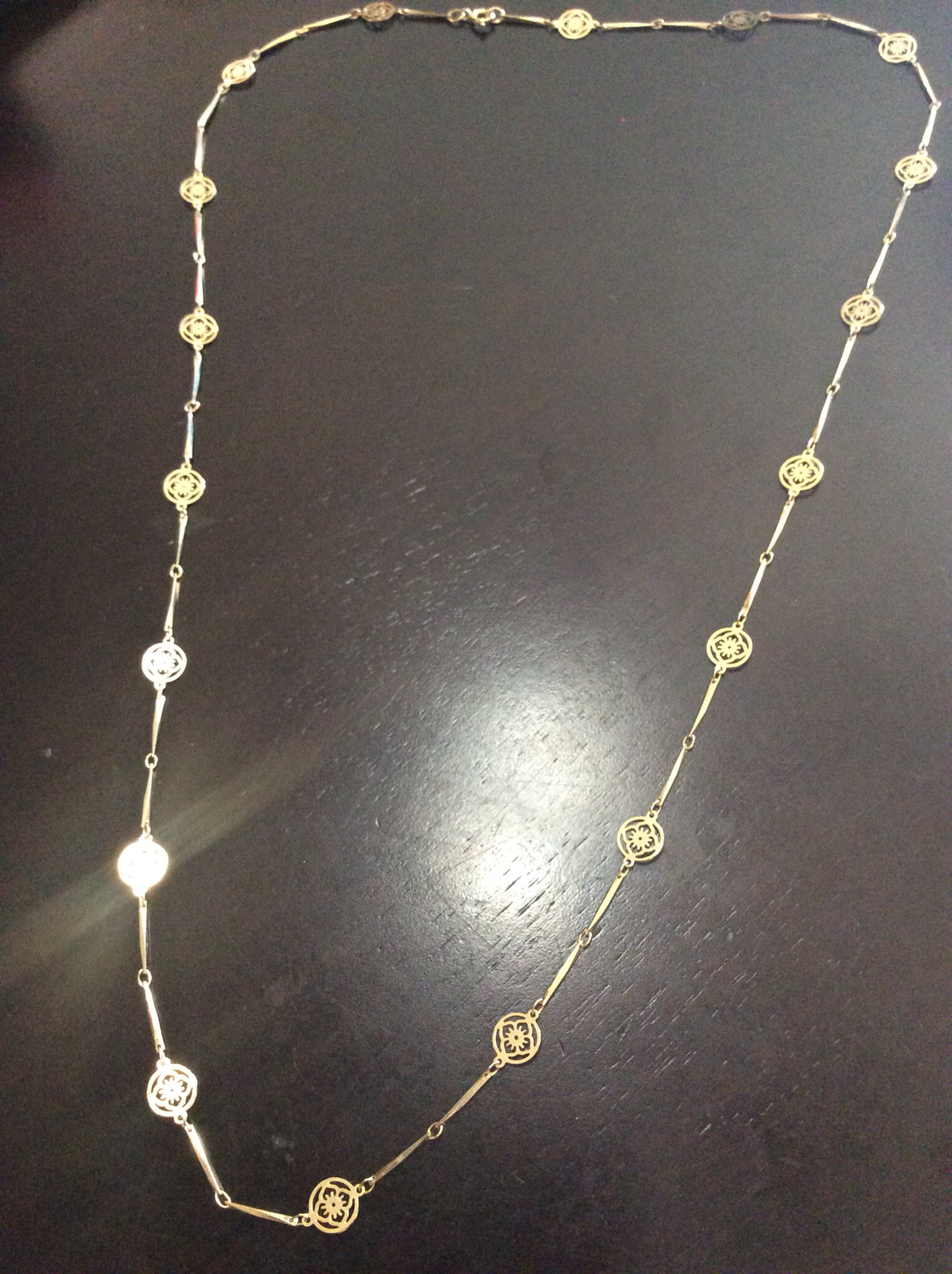 Necklace multiple portals to powerful points on the Saint Michael Ley Line / Alignment