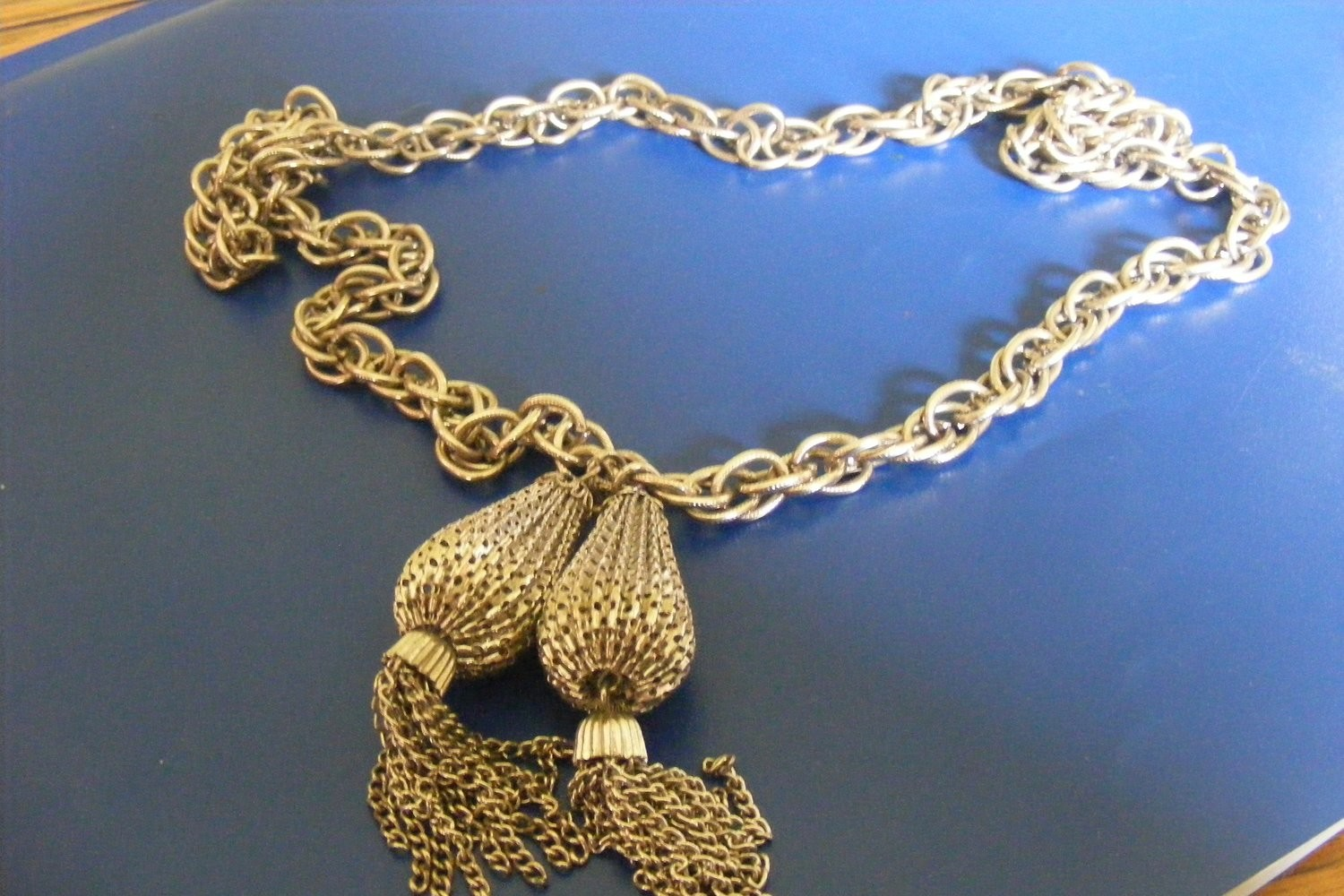 Anointed necklace to rebuke banish block all demonic & negative spirits from within thy home