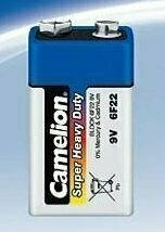 Genie 9v Replacement Super Heavy Duty Battery