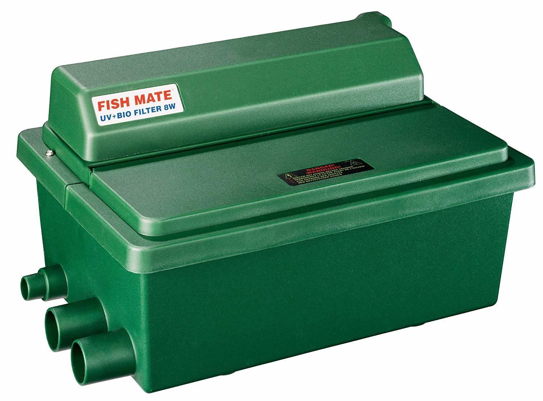 FishMate 1200 GUV - 16 Watt UVC + Bio Pond Filter - AN-337