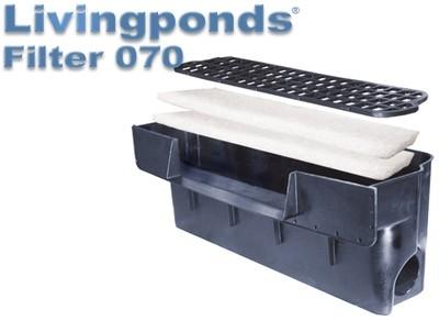Livingponds Filter 070 Ponds up to 1,500 Gallons 16