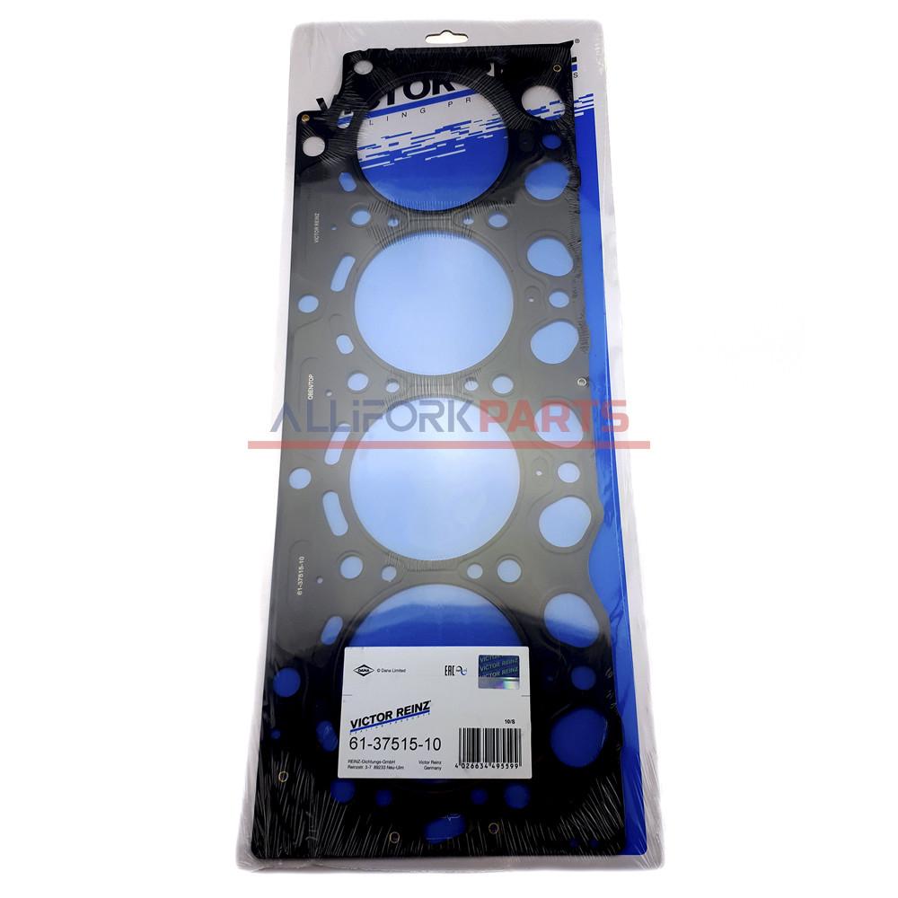 Прокладка головки блока Deutz BF4M 2012, TCD 2012 L4 2V (толщина -1.3 мм, 2 метки) Reinz