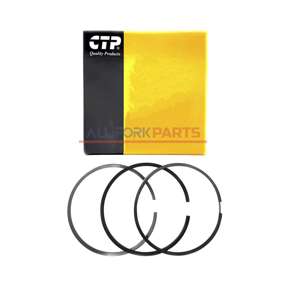 Кольца поршневые Caterpillar C6.6/C4.4/3054 d105.0 на 1 цил. CTP