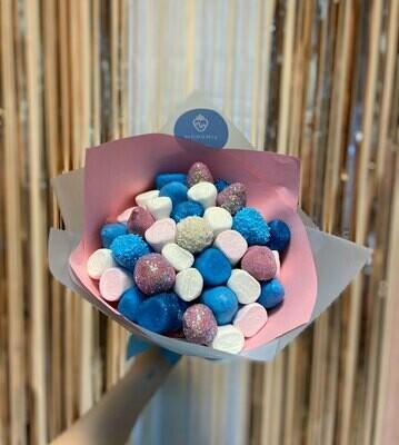 ზეფირი & მარწყვი | Marshmallow & Strawberries