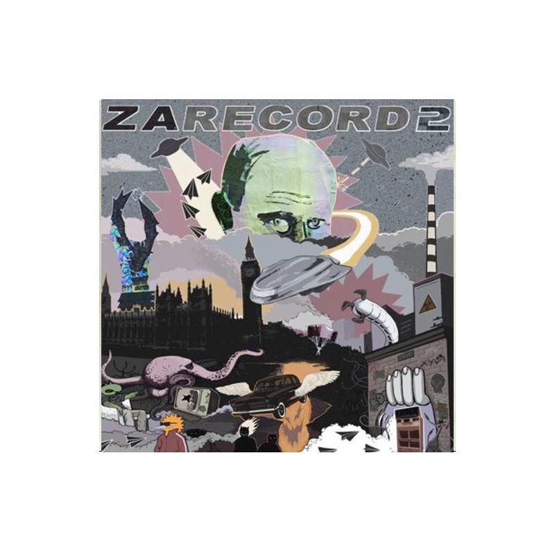 ZARECORD 2 7 INCH