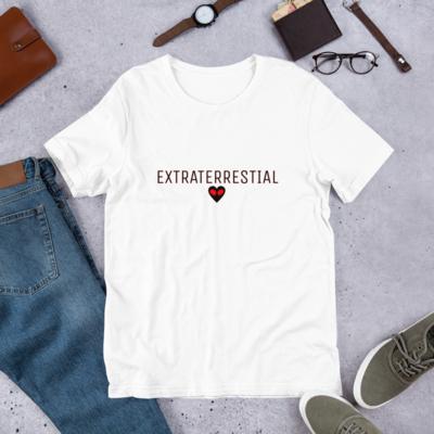 Extraterrestrial Heart Tee