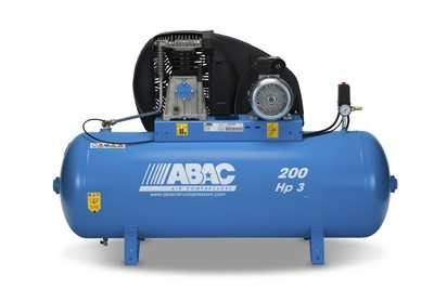 Abac PRO A39B 200 FM3      200Litre Tank Stationary compressor (Please Call for lead time due to Covid 19 deliverys & stock)