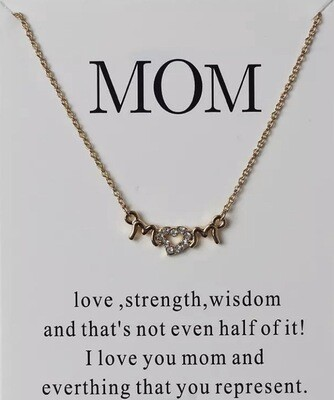 Mom's Necklace