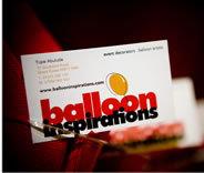 Balloon Inspirations Shop