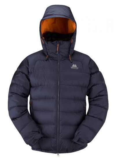 MOUNTAIN EQUIPMENT MEN'S LIGHTLINE JACKET SECOND NAVY MEDIUM