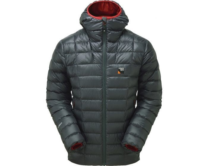 SPRAYWAY MYLAS DOWN JACKET X-X-LARGE