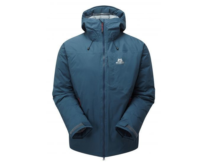 MOUNTAIN EQUIPMENT TRITON INSULATED JACKET DENIM BLUE LARGE