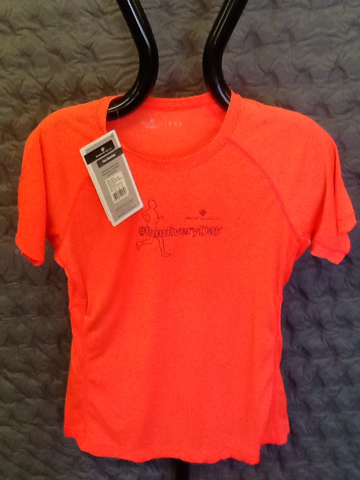SILHOUETTE SHORT SLEEVE TEE HOT CORAL 12