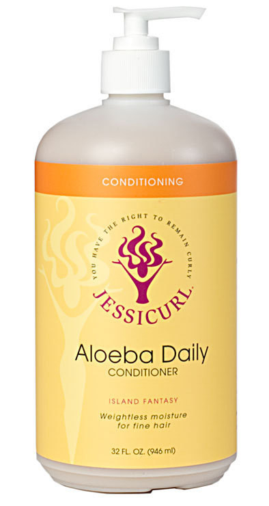 Jessicurl Aloeba Conditioner Island Fantasy 946ml (32oz)