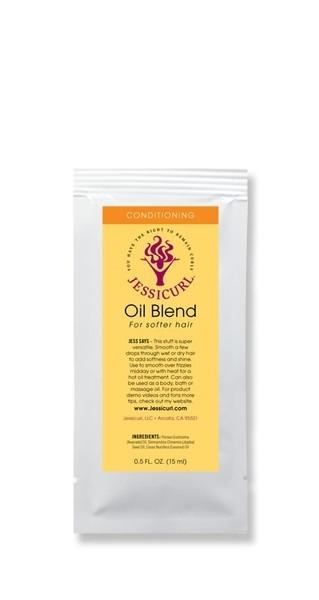 Jessicurl Oil Blend 15ml (0.5oz)