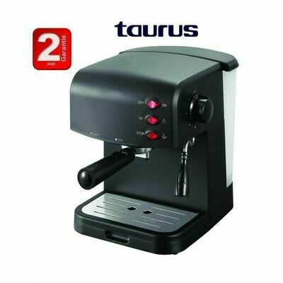 ماكينة تحضير القهوة Taurus BARI ، ماكينة تحضير قهوة إسبريسو احترافية بقوة 850 وات بمضخة 15 بار
