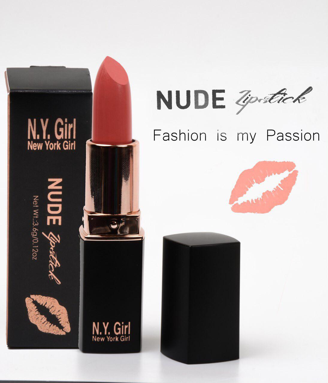 NYG Fashion Is My Passion Lipstick - New York Girl