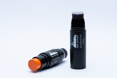 NYG FOUNDATION STICK - ORANGE فونديشن مصحح