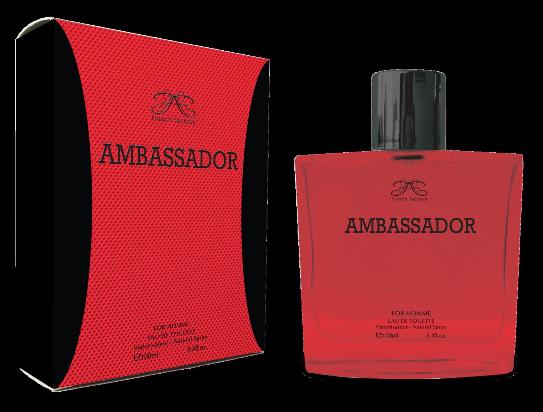 Ambassador EDT عطر رجالي