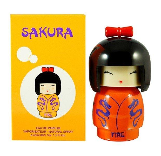 Sakura Fire EDP عطر بيرفيوم