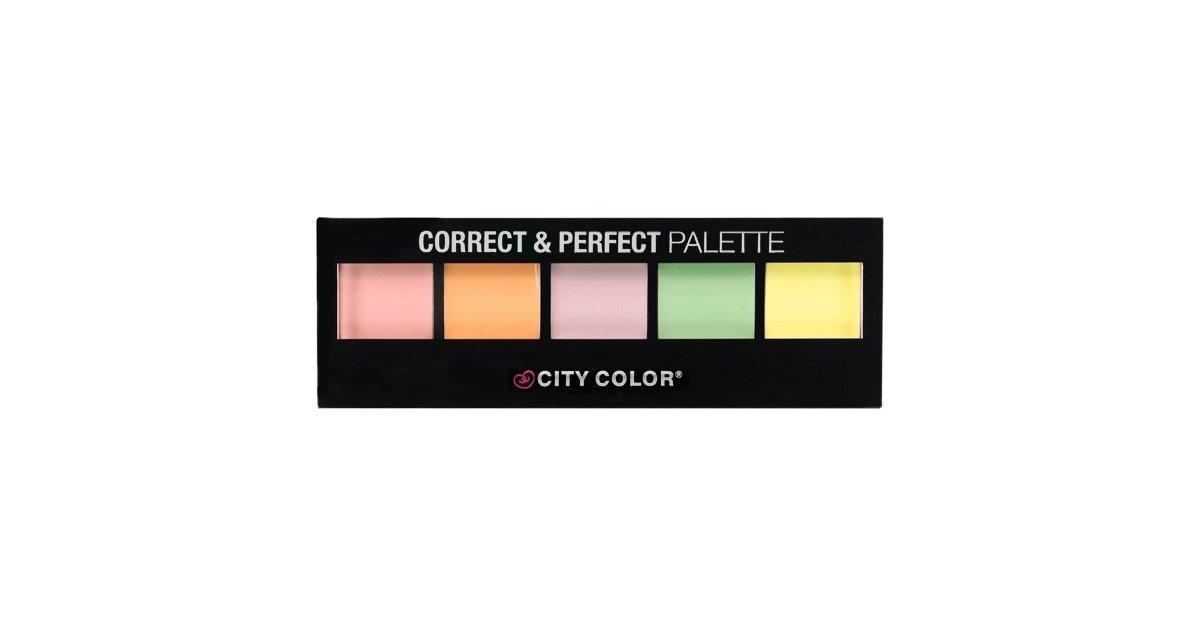 correct and conceal palette علبة تصحيح كوريكتور