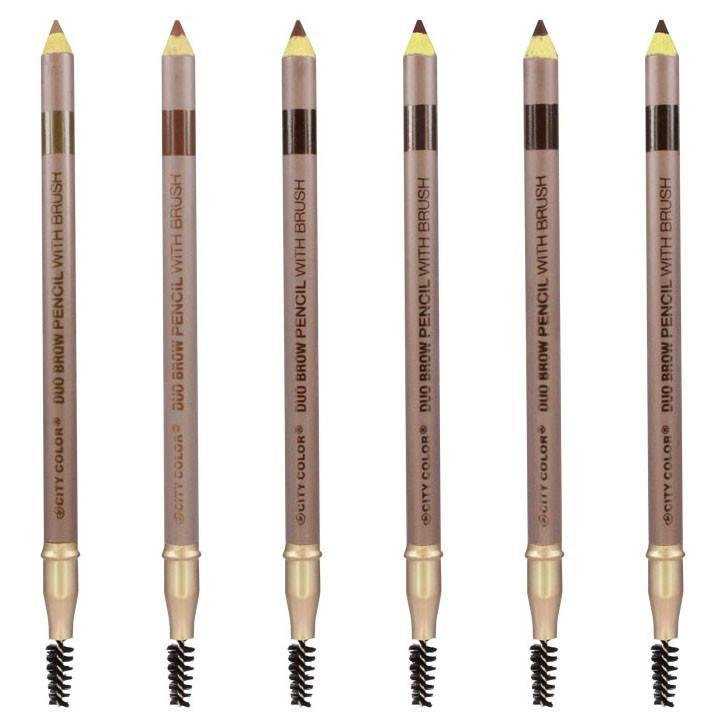 eyebrow pencil - city color قلم حواجب