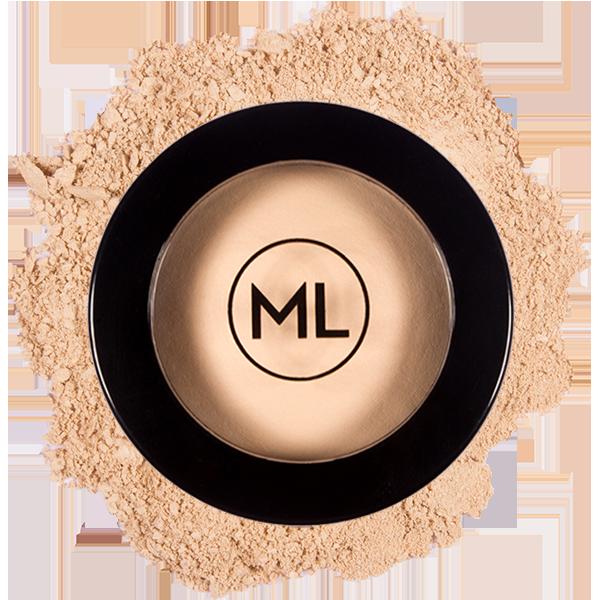 ML-BHP Baked Powder light medium باودر