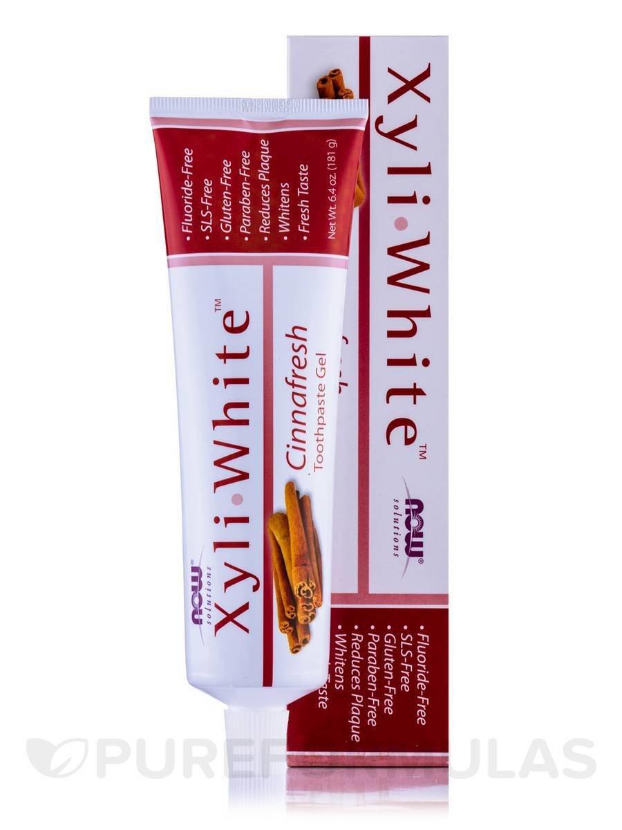 8092 XYLIWHITE CINNAFRESH TOOTHPASTER 6.4 OZ معجون اسنان مبيض