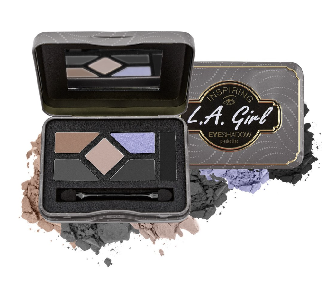 GES337 Inspiring Eyeshadow Palette - YOU'R SMOKIN HOT ظلال عيون