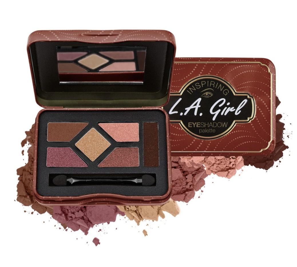 GES338 Inspiring Eyeshadow Palette - BE BOLD & BEAUTIFUL ظلال عيون