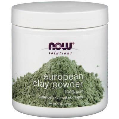 8150 EUROPEAN CLAY POWDER 6 OZ الطين الاوربي