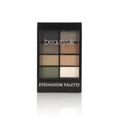 BE2174-5 Eyeshadow Palette - Green with Envy ظلال عيون