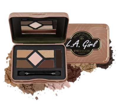 GES335 Inspiring Eyeshadow Palette - NATURALLY BEAUTIFULL ظلال عيون