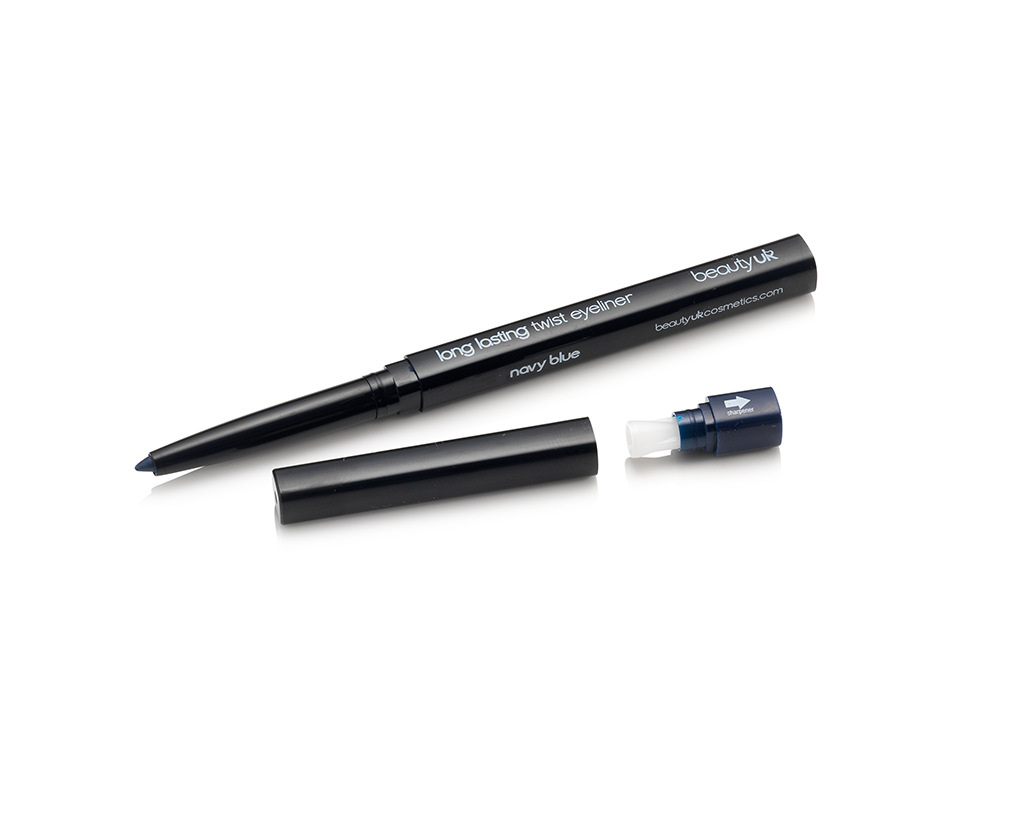 BE2135-4 Twist eye liner no.4 navy blue قلم تحديد ماجك
