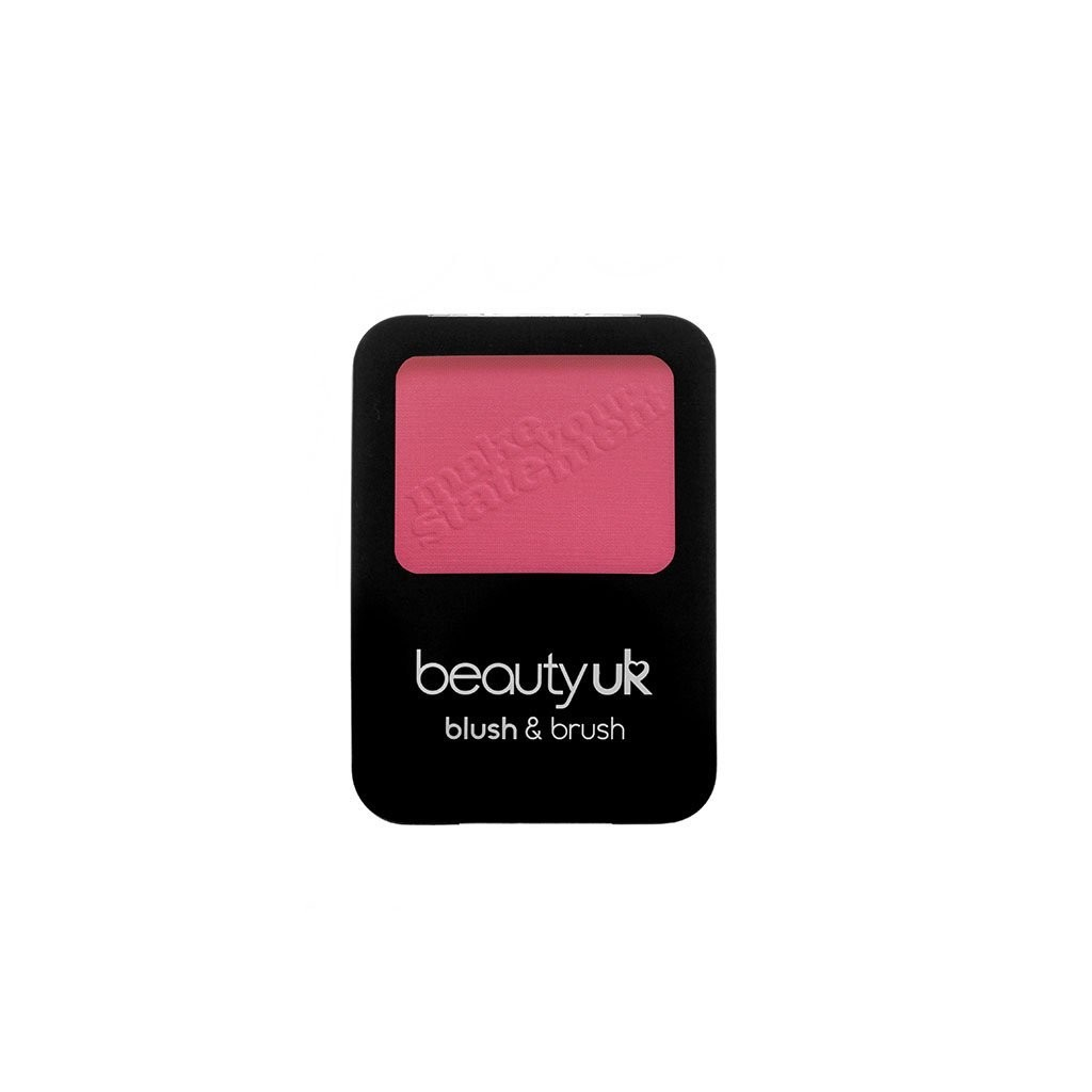 BE2138-5 blush brush no.5 captial pink بلشر مع فرشة