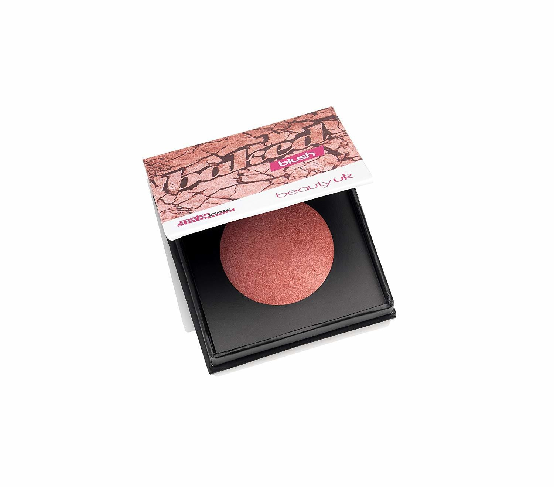 BE2142-2 Baked box - Rose rouge بلشر