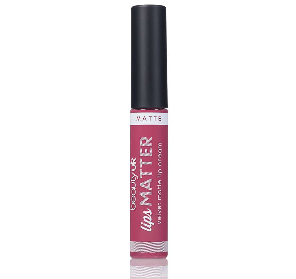 BE2164-4 Lips Matter - Shake Your Plum حمرة سائلة مات