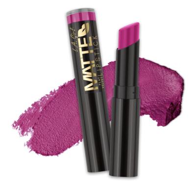 GLC821 Matte Velvet Lipstick - MANIC