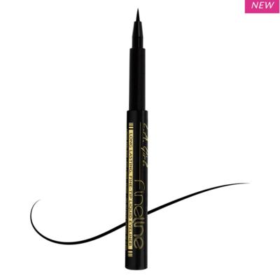 GLE721 FINELINE EYELINER - BLACK قلم تحديد ماجك