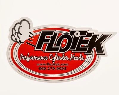 FLOTEK Bumper Sticker